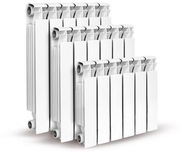 Фото: Радиаторы биметаллические - внешний вид