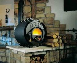 Фото: Система печного отопления