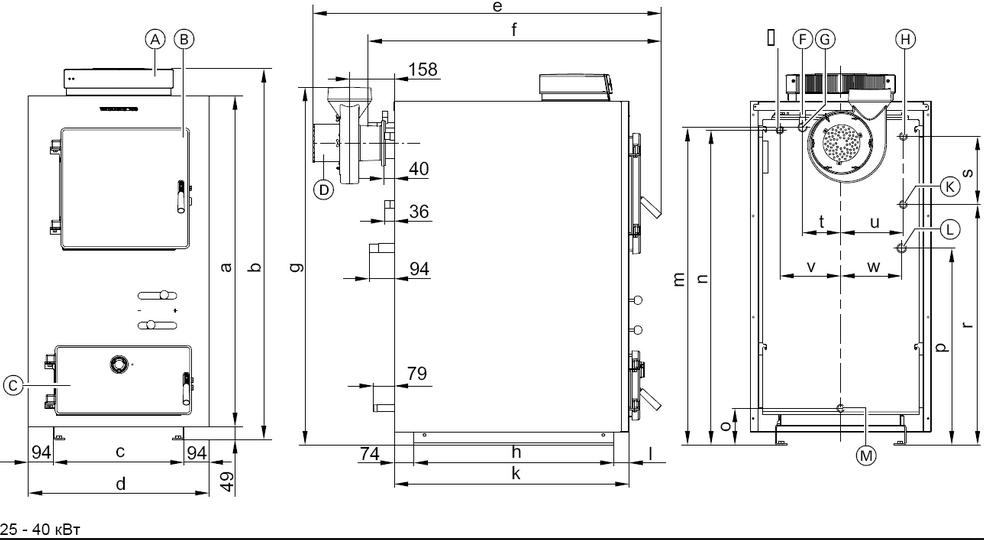 Схема сборки устройства и