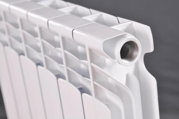 Фото: Алюминиевые радиаторы отопления