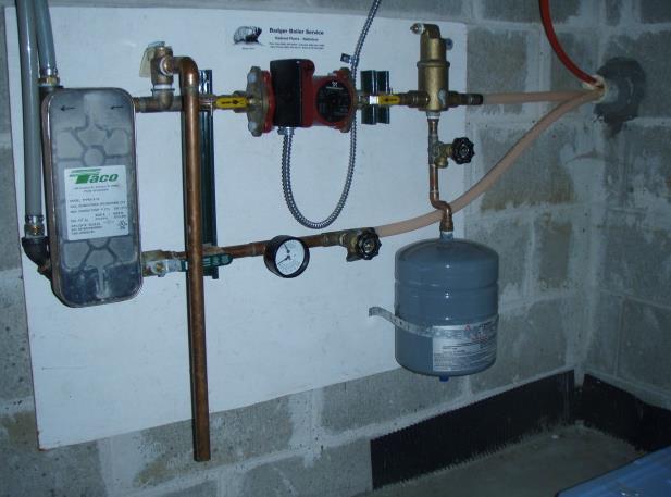 Фото: Электрическое отопление гаража