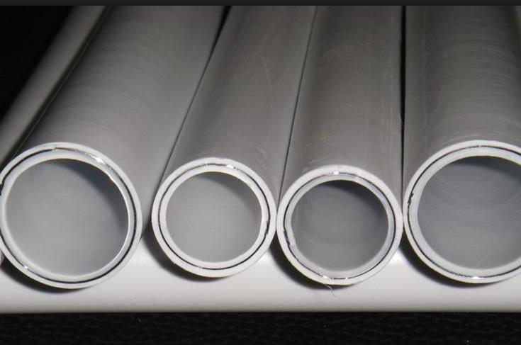 Фото: Металлопластиковые трубы отопления