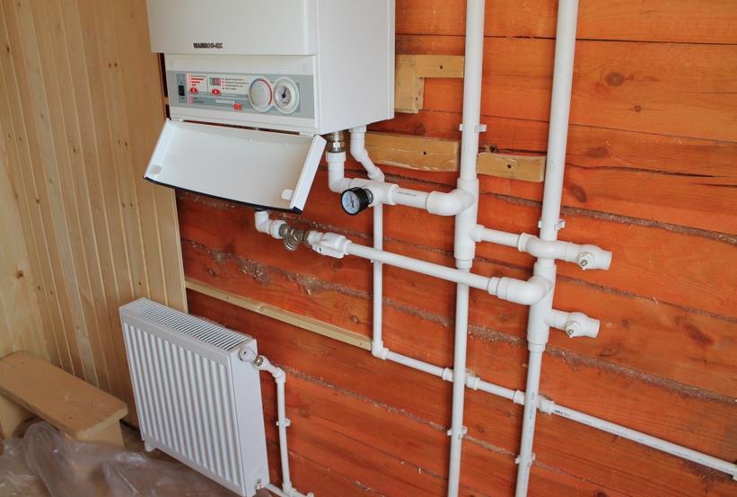 Отопление загородного дома своими руками если нет газа