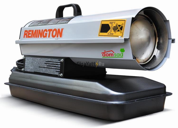 Фото: Тепловая пушка Remington